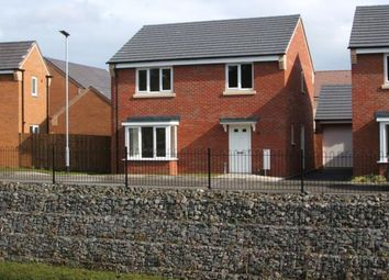 Thumbnail 4 bedroom detached house to rent in Griffins Crescent, Walsall