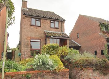 Thumbnail 3 bed link-detached house for sale in Beech Road, Alresford