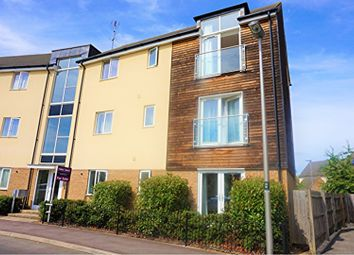 Thumbnail 2 bed flat for sale in Broughton, Milton Keynes