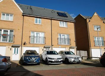 Thumbnail 4 bed end terrace house to rent in Varcoe Gardens, Hayes