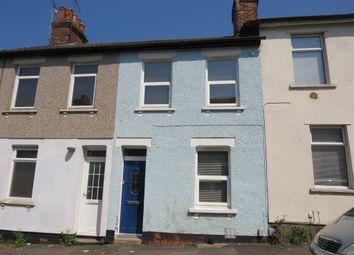 Thumbnail 2 bedroom terraced house for sale in Dover Street, Swindon