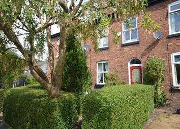 Thumbnail 3 bed terraced house to rent in Shawe View, Urmston, Manchester