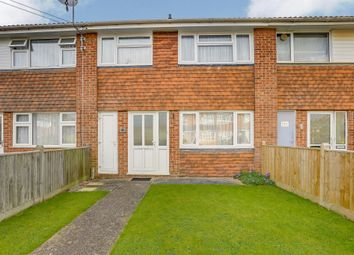 Thumbnail 3 bed terraced house for sale in Ash Road, Three Bridges, Crawley
