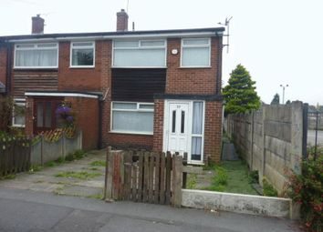 Thumbnail 3 bed terraced house to rent in Old Lane, Little Hulton, Manchester