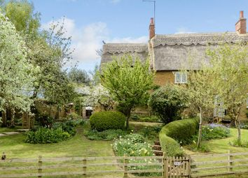 Thumbnail 3 bed cottage for sale in Upper Harlestone, Northampton