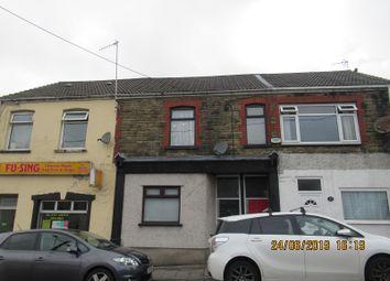 2 bed terraced house for sale in 19 C High Street, Nantyffyllon, Maesteg, Bridgend. CF34