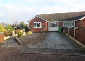Thumbnail 3 bed bungalow for sale in Willow Close, South Anston, Sheffield, South Yorkshire