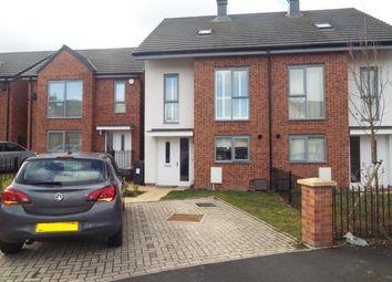 Thumbnail 4 bed semi-detached house for sale in Platt Brook Way, Sheldon, Birmingham, West Midlands