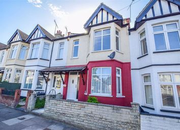 Thumbnail 3 bed terraced house for sale in Fleetwood Avenue, Westcliff-On-Sea, Essex