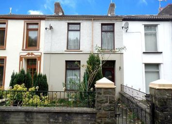 Thumbnail 3 bed terraced house for sale in Union Terrace, Merthyr Tydfil