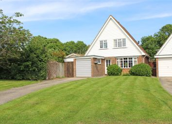 Thumbnail 3 bedroom detached house for sale in Merryfield Crescent, Angmering, Littlehampton