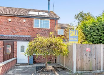 Thumbnail 2 bed end terrace house for sale in Greenacres, Woodfarm Lane, Great Yarmouth
