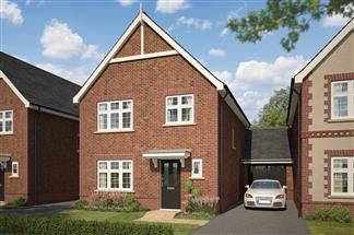 Thumbnail 3 bed link-detached house for sale in Wenman Road, Thame