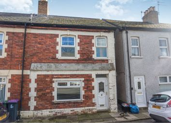 Thumbnail 4 bedroom end terrace house for sale in Albion Place, Pontypool