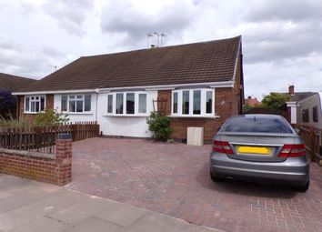 Thumbnail 2 bed bungalow for sale in Cheshire Road, Aylestone, Leicester, Leicestershire