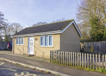 Thumbnail 2 bed bungalow to rent in Erbury Place, Clare, Sudbury, Suffolk