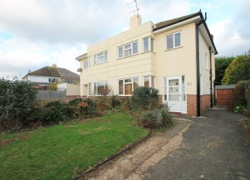 Thumbnail 3 bed semi-detached house to rent in Mersham Gardens, Goring-By-Sea, Worthing