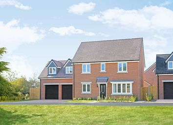"Thumbnail 5 bed detached house for sale in ""The Vanbrugh"" at Smug Oak Lane, Bricket Wood, St.Albans"
