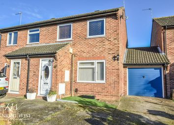 Thumbnail 3 bed semi-detached house for sale in Holt Drive, Colchester