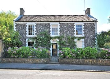 Thumbnail 4 bed detached house for sale in Crown Street, Methwold, Thetford