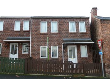Thumbnail 3 bed semi-detached house to rent in Eden Cottages, Little Corby, Carlisle