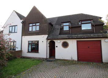 Thumbnail 4 bed semi-detached house for sale in Barnehurst Avenue, Bamehurst