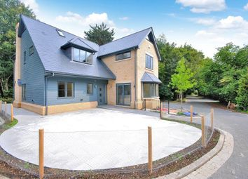 Thumbnail 4 bed detached house to rent in Haymeads Lane, Bishops Stortford, Hertfordshire