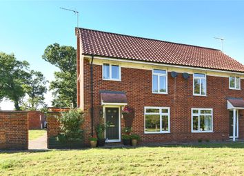 Thumbnail 2 bed semi-detached house to rent in Venning Road, Arborfield, Reading, Berkshire