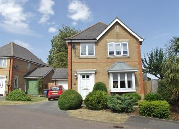 Thumbnail Detached house for sale in Ebor Gardens, Quemerford, Calne