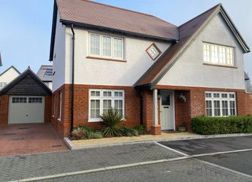 Nevinson Way, Waterlooville, Hampshire PO7. 4 bed detached house for sale