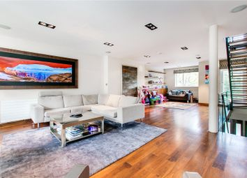 Thumbnail 5 bed terraced house for sale in Woodsford Square, London