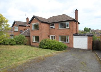 Thumbnail 4 bed detached house for sale in Cleland Park North, Bangor