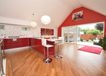 Thumbnail 3 bed detached house for sale in Keyham Close, Humberstone Village, Leicester