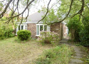 Thumbnail 2 bed detached bungalow for sale in Louth Road, Scartho, Grimsby