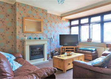 Thumbnail 3 bed end terrace house for sale in Stafford Gardens, Croydon