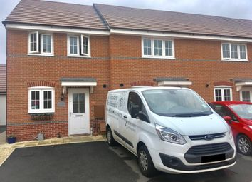Thumbnail 2 bed end terrace house for sale in The Wickets, Bottesford, Nottingham