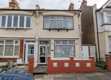 Thumbnail 3 bed end terrace house for sale in Lyndhurst Road, London