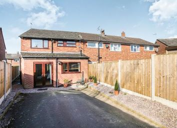 Thumbnail 3 bed terraced house for sale in Twinnies Road, Wilmslow, Cheshire, .