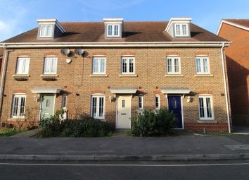 Thumbnail 4 bed town house to rent in Wellswood, Haywards Heath, West Sussex.