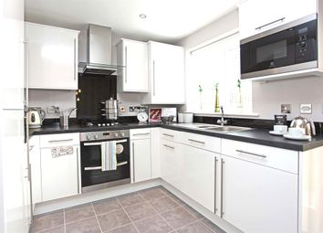 "Thumbnail 3 bed semi-detached house for sale in ""The Hanbury"" at Bedale Court, Morley, Leeds"