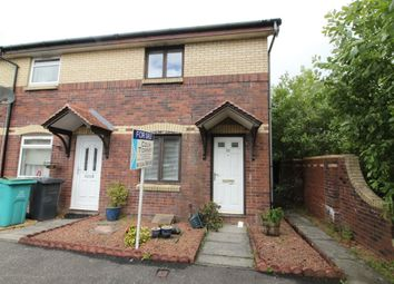 Thumbnail 2 bed terraced house for sale in Eildon Crescent, Chapelhall