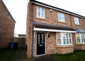 3 bed semi-detached house to rent in Pools Brook Park, Kingswood, Hull HU7