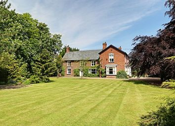 Thumbnail 6 bed equestrian property for sale in Swine Lane, Coniston, Hull