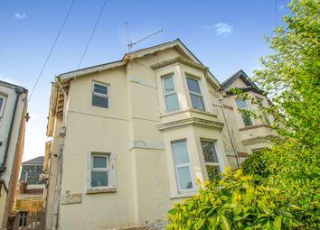 Thumbnail 2 bedroom flat for sale in Clyffard Crescent, Newport