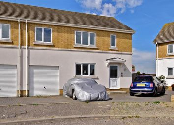 Thumbnail 4 bed semi-detached house for sale in Friends Close, Deal, Kent