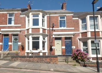 Thumbnail 2 bed flat for sale in Amble Grove, Sandyford, Newcastle Upon Tyne