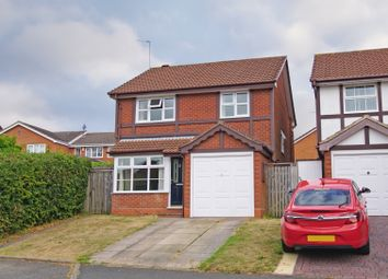 Thumbnail 3 bed detached house for sale in Linthurst Newtown, Blackwell