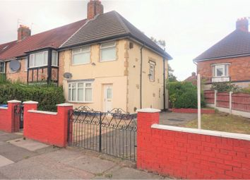Thumbnail 3 bed terraced house for sale in Hathersage Road, Liverpool