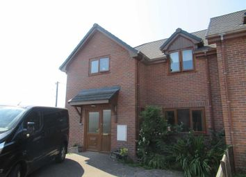 Thumbnail 3 bed semi-detached house to rent in 3, Parc Curig, Llangurig, Llanidloes, Powys