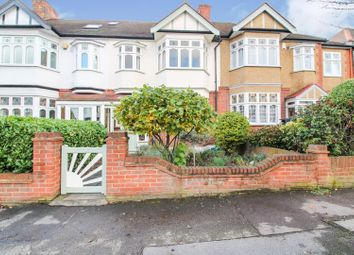 Thumbnail 3 bed terraced house for sale in Cranbourne Avenue, London